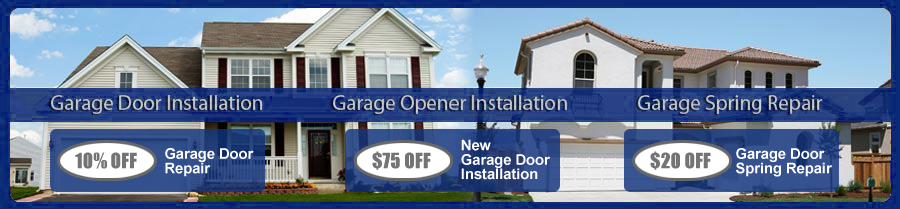 Garage Door Boulder City